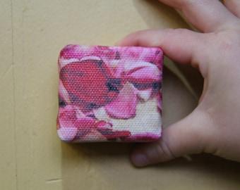Rose Petals - Mini Canvas Print