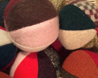 Wool Jingle Balls