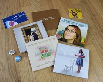 Box Set of Danielle Ate the Sandwich Albums