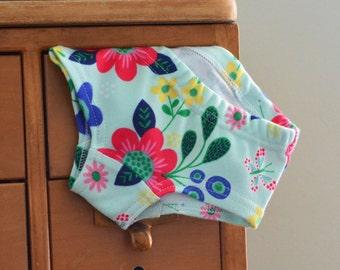 Butterfly Garden - custom children's underwear, girls hipster panties (made to order)