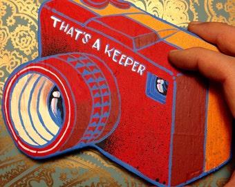 Thats a keeper cutout camera