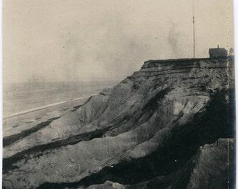 vintage photo 1903 The Highlands Bluffs North Truro Cape Cod Mass