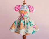 Cats,Handmade Dress for Neo Blythe Doll by Plastic Fashion