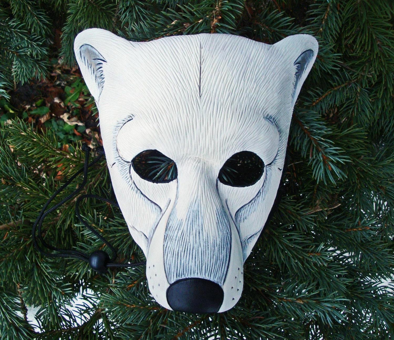 Red Bear Mask – Cool Wallpaper Ideas
