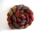 Hummingbird Hand-Dyed Mixed BFL Top 4.9 oz.