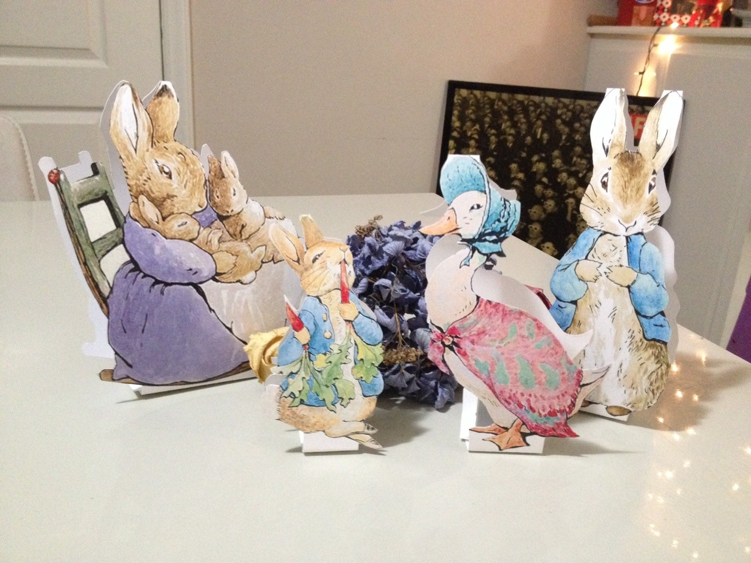 instant download medium peter rabbit cut out stands 12 zoom