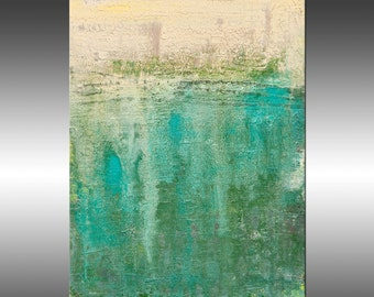 Lithosphere 164 - Original Abstract Painting, Contemporary Modern Art Paintings, Canvas Wall Art