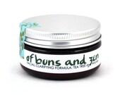 OF BUNS & ZEN Clarifying Facial Cream with Tea Tree Oil (Vegan - 2oz)