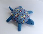 Chicken & Ducks Toy Turtle/Pincushion