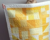 Bright Bits Cradle Quilt