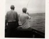 Original photo lot of 30 plus photos of The Fishing Trip ~ Guys go fishing