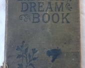 Antique Zadkiels Dream Book Early 1900's Original