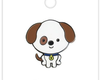 Puppy Collectible Pin (Limited Edition) Doodlebug Collection Puppy Love Enamel Pin (5310)