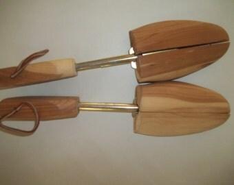 Wooden Shoe Form, Shoe Last, Shoe Shaper