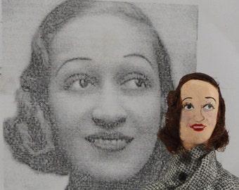 Dorothy Fields Music Writer Composer Broadway Music Art Doll Miniature