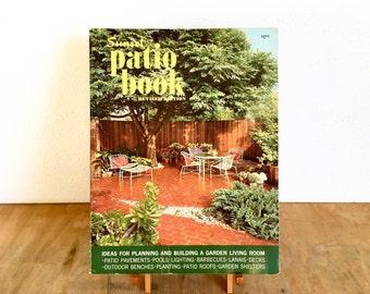 Sunset Patio Book - Mid Century Landscape Design
