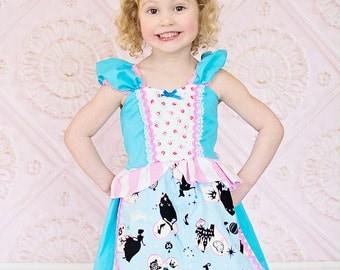 Cinderella dress, Cinderella costume, Princess dress, girls dress, Lover Dovers Cinderella dress, kawaii , SALE