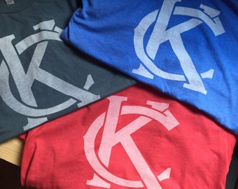 Kansas City KC Logo Tee