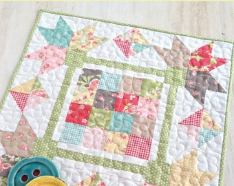 Picking Petals - Carried Away Quilting CAQ-003