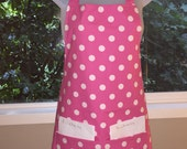 Womens Aprons - Aprons For Women - Full Aprons - The White Spot