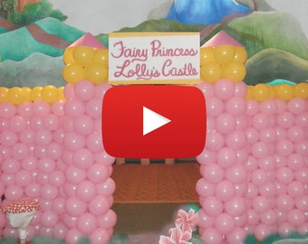FAE TV Personalized Birthday Video, Celebration, Bloomday, Fairy