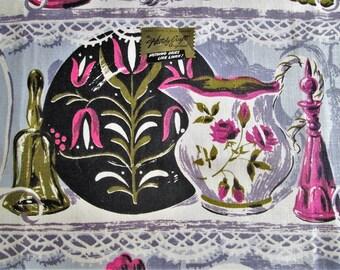 Kitchen Towel Vintage Linens Tea Dish Towel Hardy Craft MWT