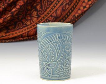 Handmade cup Tumbler