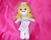DAMMIT or DANG It Wedding Stress Relief Doll