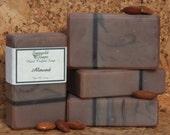 Almond Handmade Artisan Soap