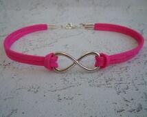 Infinity Anklet, Boho Anklet, Infinity Ankle Bracelet, Birthday Gift, Friendship Gift, Infinity Jewelry, Festival Anklet, Infinity Charm