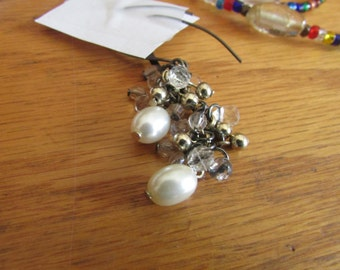 cluster pearl wires
