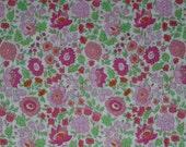 Liberty of London Tana Lawn fabric D'Anjo  YARDAGE Liberty Tissu