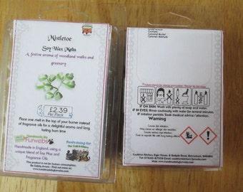 Mistletoe Scented Soy Wax Melts Pack