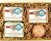 Handmade Soap Gift Set