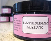 Lavender Salve - Relieves Eczema and Dry Skin