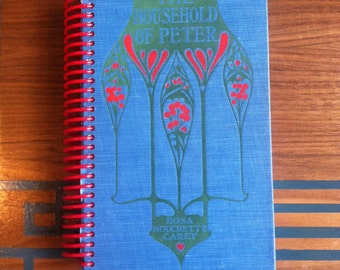 The Household of Peter , Blank Book Journal or Sketchbook