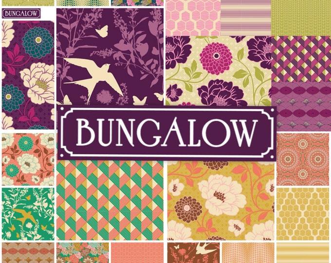 Joel Dewberry Bungalow - 23 fat quarters fabric bundle set