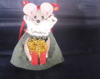 Christmas Mouse!  NEW LWER PRICE