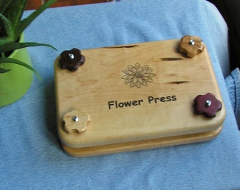 Flower Press, Maple