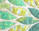 Sea Glass Single Quilt