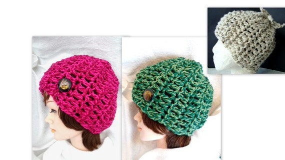 CROCHETHat PATTERN, number 36. Easiest Hat Crochet Pattern in the world. Make any size. Instant digital download, crochet pattern hat