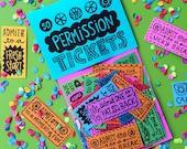 Permission Tickets (Mix 1)