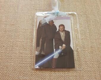 Luggage Bag Tag ID Holder Disney Star Wars