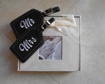 Luggage Tag--Honeymoon Tags