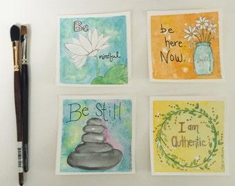 Funspirations -- mindful set