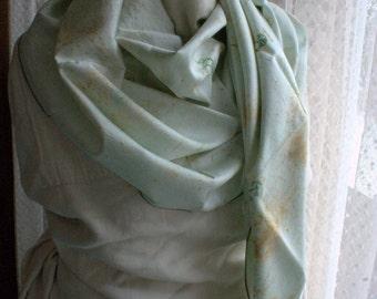 Dupioni Silk Scarf