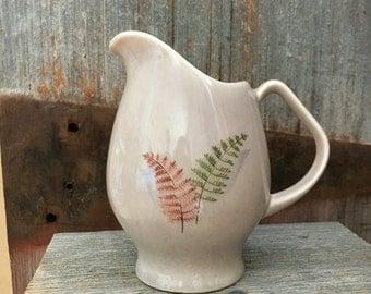 last chance Vintage Steubenville pitcher creamer