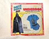 Darth Vader- Star Wars boy's Underoos Medium NIP