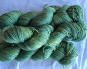 Studio June Yarn, Silky Meri,  Color: Grass Clippings