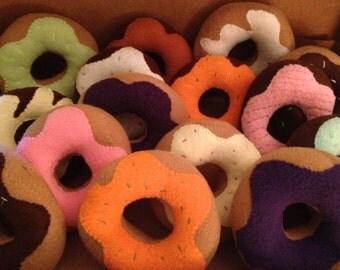 Fleece Donuts